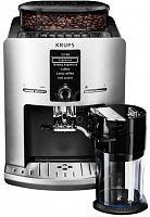 Кофемашина Krups EA829E10 1450Вт серебристый/черный