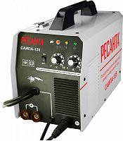 Сварочный аппарат Ресанта САИПА-135 инвертор ММА DC (кейс в комплекте)