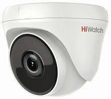 Камера видеонаблюдения Hikvision HiWatch DS-T233 3.6-3.6мм HD-TVI цветная корп.:белый