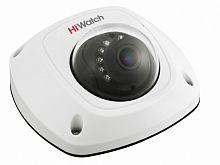Камера видеонаблюдения Hikvision HiWatch DS-T251 6-6мм HD-TVI цветная корп.:белый