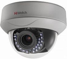 Камера видеонаблюдения Hikvision HiWatch DS-T207P 2.8-12мм HD-TVI цветная корп.:белый