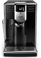 Кофемашина Philips Series 5000 EP5040/10 1850Вт черный/серебристый