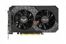 Видеокарта Asus PCI-E TUF-GTX1660-O6G-GAMING nVidia GeForce GTX 1660 6144Mb 192bit GDDR5 1530/8002 DVIx1/HDMIx1/DPx1/HDCP Ret