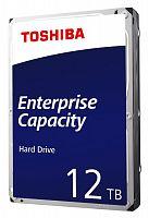 "Жесткий диск Toshiba SAS 3.0 12Tb MG07SCA12TE Enterprise Capacity (7200rpm) 256Mb 3.5"""
