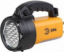 Фонарь аккумуляторный Эра PA-601 черный/оранжевый 3.05Вт лам.:светодиод. (Б0031036)