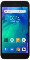 "Смартфон Xiaomi Redmi GO 8Gb 1Gb черный моноблок 3G 4G 2Sim 5"" 720x1280 Android 8.1 8Mpix 802.11bgn GPS GSM900/1800 GSM1900 MP3 A-GPS microSD max128Gb"