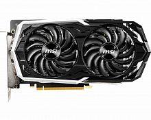 Видеокарта MSI PCI-E GTX 1660 ARMOR 6G OC nVidia GeForce GTX 1660 6144Mb 192bit GDDR5 1530/8000/HDMIx1/DPx3/HDCP Ret