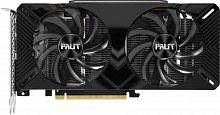 Видеокарта Palit PCI-E PA-RTX2060 DUAL OC 6G nVidia GeForce RTX 2060 6144Mb 192bit GDDR6 1365/14000 DVIx1/HDMIx1/DPx1/HDCP Ret