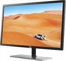 "Монитор AOC 31.5"" Value Line Q3279VWFD8(00/01) черный IPS LED 16:9 DVI HDMI матовая 250cd 178гр/178гр 2560x1440 D-Sub DisplayPort QHD"