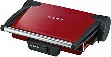 Электрогриль Bosch TFB4402V 1800Вт красный/черный