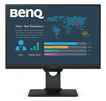 "Монитор Benq 25"" BL2581T темно-серый IPS LED 5ms 16:10 HDMI M/M матовая HAS Pivot 1000:1 300cd 178гр/178гр 1920x1200 D-Sub DisplayPort QHD USB 6.8кг"