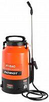 Опрыскиватель Patriot PT-5AC аккум. наплеч. 5л оранжевый/черный (755302540)