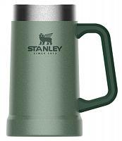 Термокружка Stanley Adventure Vacuum Stein (10-02874-033) 0.7л. зеленый