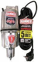 Садовый насос колодезный Hammer NAP250B 250Вт 1100л/час