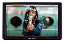"""Портативный Плеер Hyundai H-LCD1200 11.6""""/1366x768 SD/MMC черный"""
