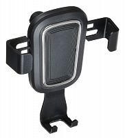 Держатель Buro T32 черный для для смартфонов и навигаторов