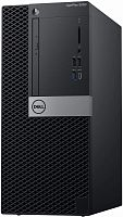 ПК Dell Optiplex 5060 MT i5 8500 (3)/8Gb/SSD256Gb/UHDG 630/DVDRW/Windows 10 Professional/GbitEth/200W/клавиатура/мышь/черный