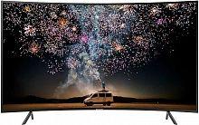 "Телевизор LED Samsung 65"" UE65RU7300UXRU серебристый/CURVED/Ultra HD/1400Hz/DVB-T2/DVB-C/DVB-S2/USB/WiFi/Smart TV (RUS)"