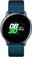 "Смарт-часы Samsung Galaxy Watch Active 39.5мм 1.1"" Super AMOLED зеленый (SM-R500NZGASER)"