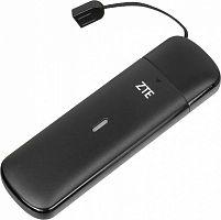 Модем 2G/3G/4G ZTE MF833R USB Firewall +Router внешний черный