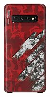 Чехол (клип-кейс) Samsung для Samsung Galaxy S10 Marvel Case AvComics красный (GP-G973HIFGKWI)