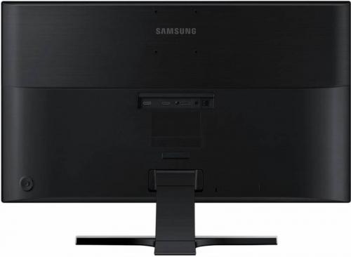 "Монитор Samsung 28"" U28E590D черный TN+film LED 16:9 HDMI матовая 370cd 170гр/160гр 3840x2160 DisplayPort Ultra HD 5.28кг (RUS) фото 2"