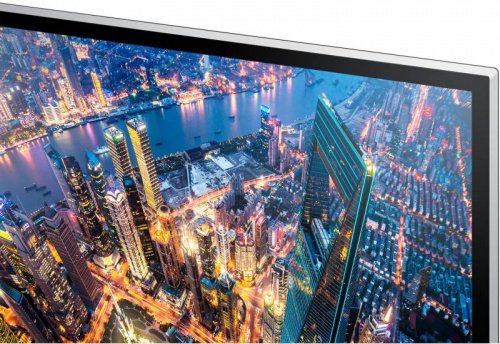 "Монитор Samsung 28"" U28E590D черный TN+film LED 16:9 HDMI матовая 370cd 170гр/160гр 3840x2160 DisplayPort Ultra HD 5.28кг (RUS) фото 7"