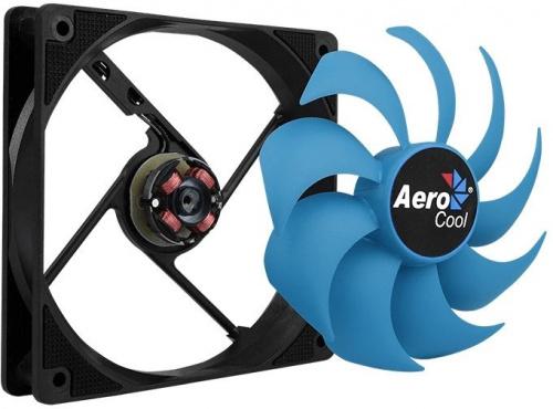 Вентилятор Aerocool Motion 12 plus 120x120mm 3-pin 4-pin(Molex)22dB 160gr Ret фото 2