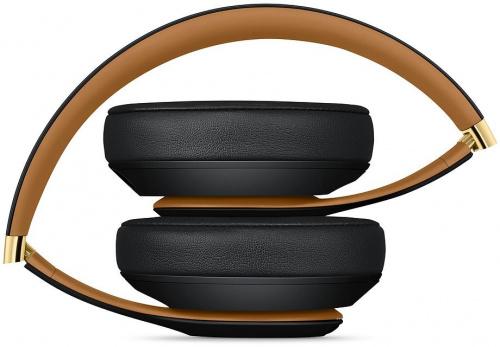 Гарнитура мониторы Beats Studio3 Skyline Collection черный беспроводные bluetooth (оголовье) фото 3