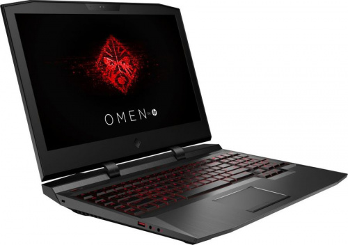 "Ноутбук HP Omen X 17-ap011ur Core i7 7820HK/32Gb/1Tb/SSD256Gb/nVidia GeForce GTX 1080 8Gb/17.3""/UHD (3840x2160)/Windows 10/black/WiFi/BT/Cam фото 2"