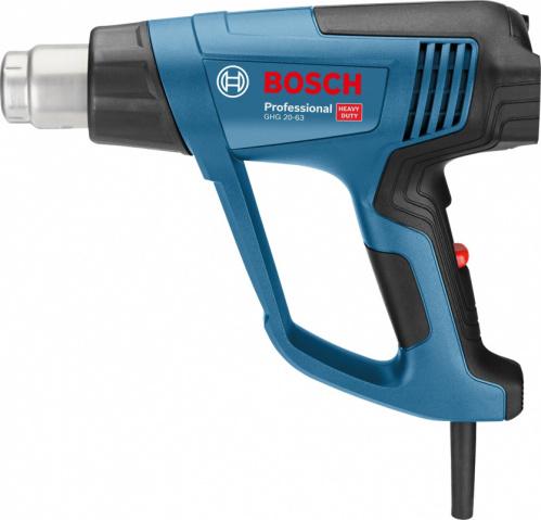 Технический фен Bosch GHG 20-63 2000Вт темп.50-630С фото 4