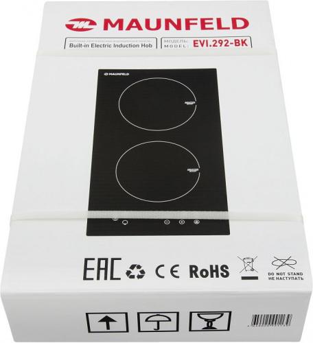 Индукционная варочная поверхность Maunfeld EVI.292-BK черный фото 6