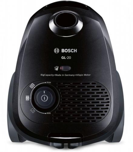 Пылесос Bosch BGN22200 2200Вт черный фото 2