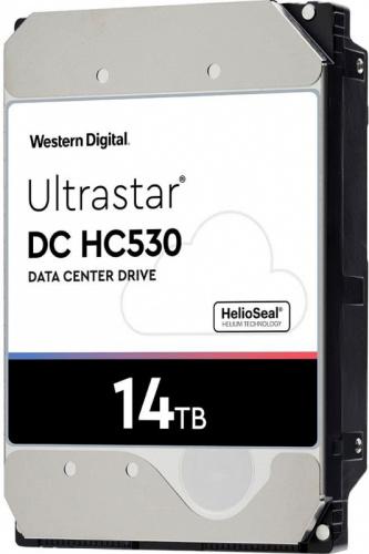 """Жесткий диск WD Original SATA-III 14Tb 0F31284 WUH721414ALE6L4 Ultrastar DC HC530 (7200rpm) 512Mb 3.5"""" фото 2"""