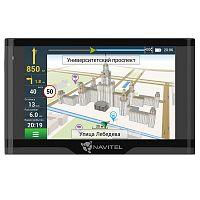 "Навигатор Автомобильный GPS Navitel N500 MAG 5"" 480x272 8Gb microSD черный Navitel"