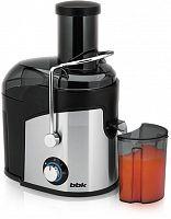 Соковыжималка центробежная BBK JC080-H03 800Вт рез.сок.:750мл. черный/серебристый