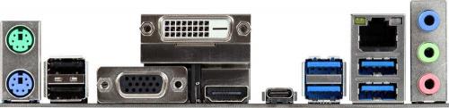 Материнская плата Asrock B450M PRO4-F Soc-AM4 AMD B450 4xDDR4 mATX AC`97 8ch(7.1) GbLAN RAID+VGA+DVI+HDMI фото 4
