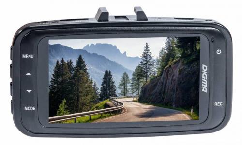 Видеорегистратор Digma FreeDrive 104 черный 1Mpix 1080x1920 1080p 140гр. GP1248 фото 2