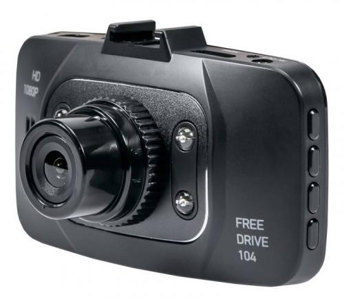 Видеорегистратор Digma FreeDrive 104 черный 1Mpix 1080x1920 1080p 140гр. GP1248 фото 4