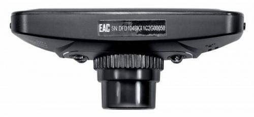 Видеорегистратор Digma FreeDrive 104 черный 1Mpix 1080x1920 1080p 140гр. GP1248 фото 6