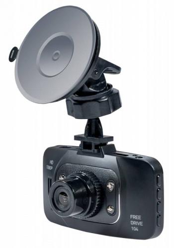 Видеорегистратор Digma FreeDrive 104 черный 1Mpix 1080x1920 1080p 140гр. GP1248 фото 7