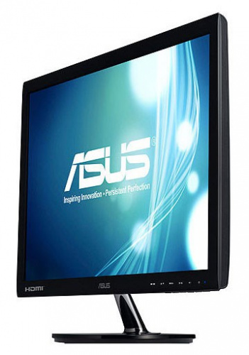 "Монитор Asus 23.6"" VS247HR черный TN+film LED 2ms 16:9 DVI HDMI матовая 250cd 1920x1080 D-Sub FHD 4.21кг фото 4"