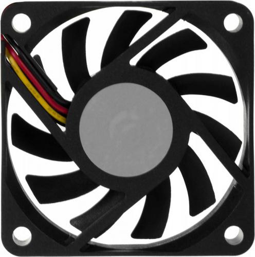 Вентилятор Deepcool XFAN 60 60x60x12mm 3-pin 4-pin (Molex)24dB Ret фото 2