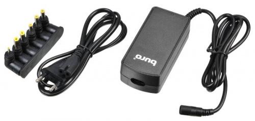 Блок питания Buro BUM-0061A40 автоматический 40W 7.5V-20V 8-connectors 3.2A 1xUSB 1A от бытовой электросети LED индикатор фото 3