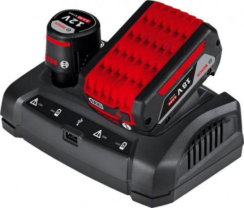 Зарядное устройство Bosch GAX 18V-30 Professional (1600A011A9) фото 2