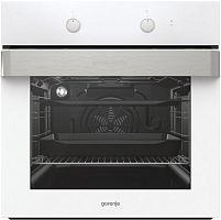 Духовой шкаф Электрический Gorenje BO717ORAW белый/нержавеющая сталь