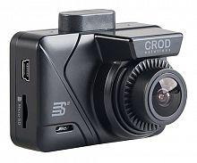 Видеорегистратор Silverstone F1 CROD A87-WiFi черный 3Mpix 1080x1920 1080p 145гр. GPS NTK96658