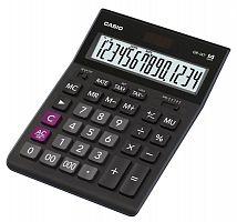Калькулятор настольный Casio GR-14T черный 14-разр.