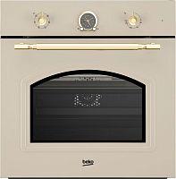Духовой шкаф Электрический Beko OIE27207C кремовый