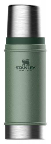 Термос Stanley The Legendary Classic Bottle (10-01228-072) 0.47л. зеленый